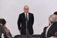 つくば市医師会長 飯岡幸夫先生のご挨拶